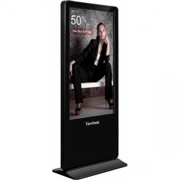 Сенсорный мультимедийный цифровой постер ViewSonic EP5540T