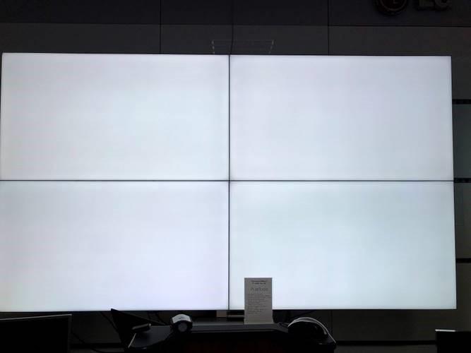 Видео-стена (2х2) LG 55VH7B LG 55VH7B-H