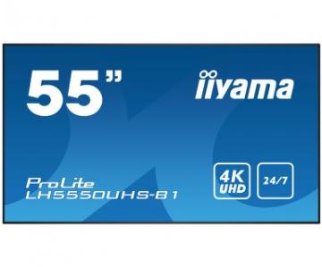Профессиональная инфопанель матовая iiyama LH5550UHS-B1