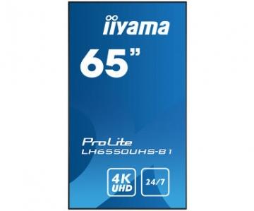Профессиональная инфопанель матовая iiyama LH6550UHS-B1