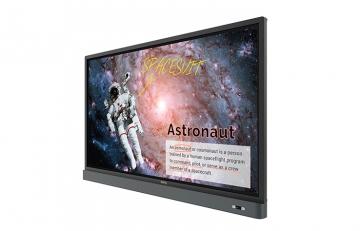 Сенсорная видеопанель с интегрированным ПО BENQ RM6501K