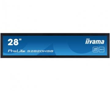 Специальная видеопанель Ultra Stretch iiyama S2820HSB-B1