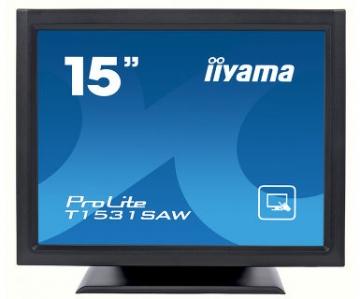 Сенсорная видеопанель iiyama T1531SAW-B5