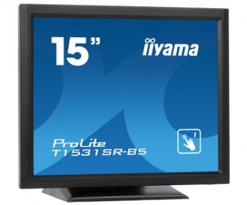 Сенсорная видеопанель iiyama T1531SR-B5