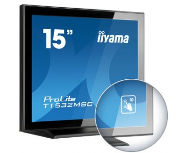 Сенсорная видеопанель iiyama T1532MSC-B5X
