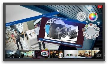 Интерактивная панель NEC C981Q SST