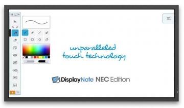 Интерактивная панель NEC E651-T