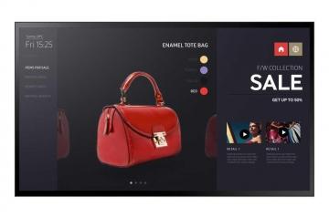Интерактивная панель Samsung PM43F-BC