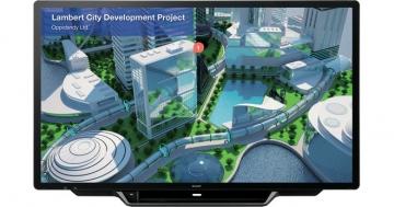 Интерактивная панель SHARP PN-70TH5