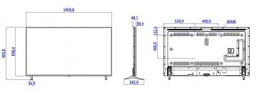 Телевизор Philips 65HFL2859T/12