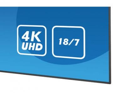 Профессиональная видеопанель матовая UltraHD iiyama LE7540UHS-B1