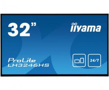 Профессиональная матовая видеопанель  iiyama LH3246HS-B1