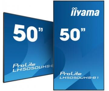 Профессиональная инфопанель матовая iiyama LH5050UHS-B1