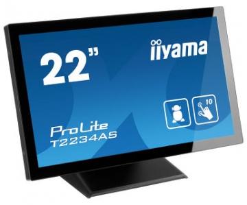 Сенсорная видеопанель iiyama T2234AS-B1