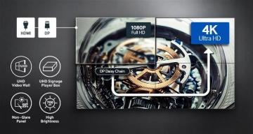 Дисплей для видеостены Samsung UH46F5