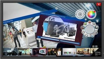 Интерактивная панель NEC X841UHD-2 SST