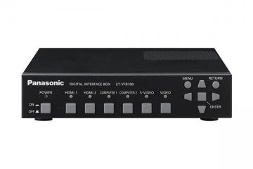 Опциональный блок коммутации Panasonic ET-YFB100G