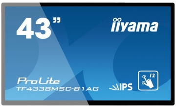 Сенсорная панель iiyama TF4338MSC-B1AG