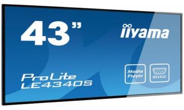 Видеопанель iiyama LE4340S-B1