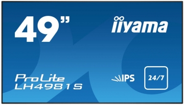 Видеопанель iiyama LH4981S-B1