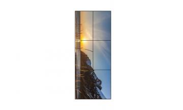 Видеостена 2x3 55VH7B-H