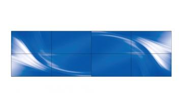 Видеостена 4x2 MultiSync® X464UNV-2