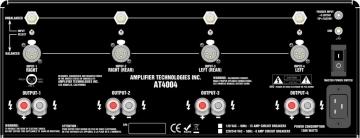 Усилитель ATI AT 4004