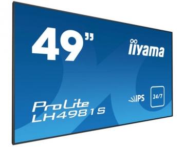 Видеостена 2x2 iiyama LH4982SB-B1-2