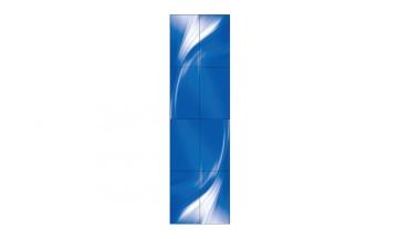 Видеостена 2x4 UH46F5