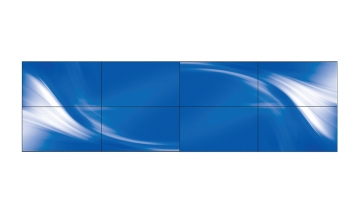 Видеостена 4x2 MultiSync® X554UNV